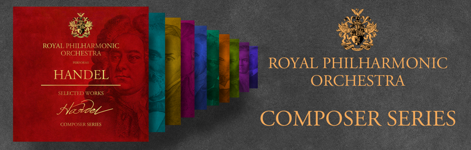 Royal Philharmonic Orchestra Composer Series